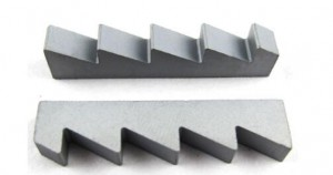 Tungsten Carbide Irregular Parts With Non-standard