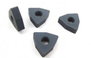 Indexable Coated Tungsten Carbide Cut Grooving Inserts