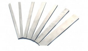 Tungsten carbide stip blank/finish