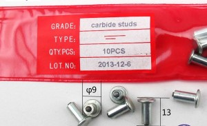 HY9-13-1 Tungsten Carbide Studs
