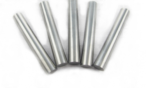 Tungsten carbide ground rods