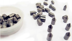 Sintered Tungsten Carbide Tips