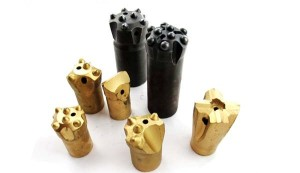 Rock Bits For Granite/Threaded X-type Bit For Rock Drilling,Rock bit