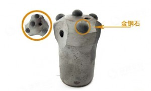 Carbide Teeth/Mining Tooth/Tungsten Ball Teeth Bits