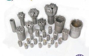 Cemented Steel Compound Drilling Tool