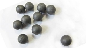 Tungsten Carbide Ball /Irregular Parts With Round Blank