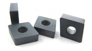 Cemented Carbide Cut Grooving Inserts