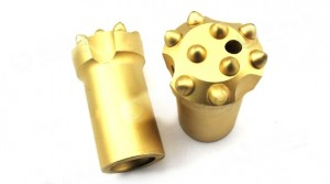 Carbide Ball Tooth Bit Can Be Customized