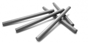 Solid Carbide Rods with central coolant duct