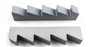 Tungsten Carbide Special Product With Teeth