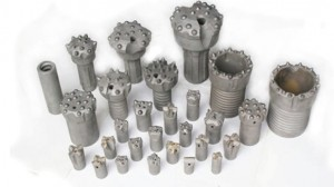 YK30 Tungsten Carbide Rock Drilling Bits