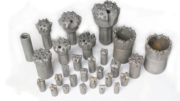 High Performance Cemented Carbide Punching Dies -